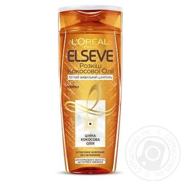 Шампунь Elseve Роскошь кокосового масла для нормальных волос 250мл