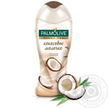 Гель-крем для душу Palmolive Gourmet Spa Кокосове молоко 250мл - купити, ціни на Метро - фото 5