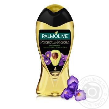 Гель для душа Palmolive Роскошь масел с авокадо и экстрактом ириса 250мл - купить, цены на Novus - фото 4