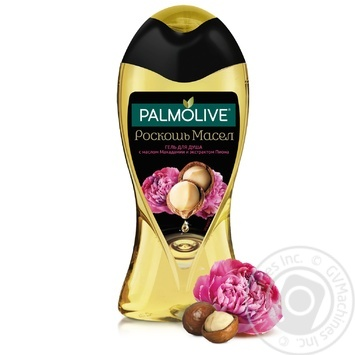 Palmolive Shower gel Luxury Macadamia Oil and Peony 250ml - buy, prices for Furshet - image 5