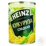 Heinz Canned Sweet Corn 400ml