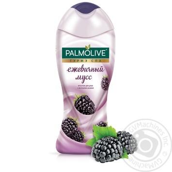 Palmolive Gourmet Spa Blackberry Mousse Shower Gel Cream 250ml - buy, prices for Furshet - image 4