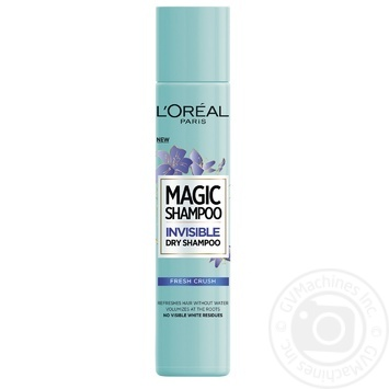 Шампунь L'Oreal Magic Shampoo Взрыв свежести невидимый сухой 200мл