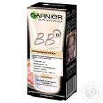 Крем для лица Garnier Секрет совершенства светло-бежевый 50мл - купить, цены на ЕКО Маркет - фото 1