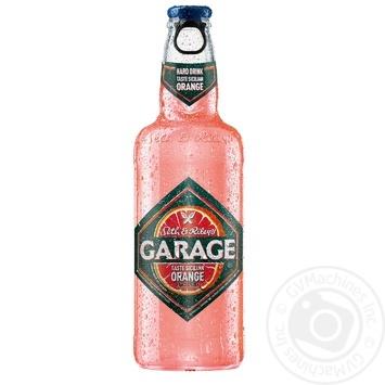 Пиво Seth & Riley's Garage зі смаком сицилійського апельсину 4,6% 0,44л