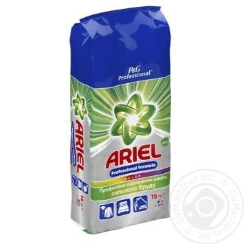 Стиральный порошок Ariel Professional Color 15кг - купить, цены на Метро - фото 2