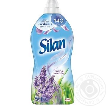Ополаскиватель для белья Silan Лавандовый сад 1,8л