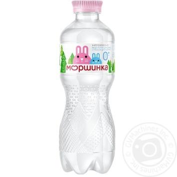 Вода минеральная Моршинская негазированная для детей 330мл - купить, цены на Фуршет - фото 1