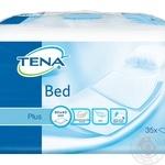 Пеленки Tena Bed Plus 60х40см 35шт