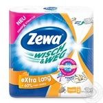 Zewa Wisch&Weg Design Kitchen Paper Towels 2rolls