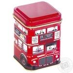 Ahmad Earl Grey Loose Black With Bergamot Tea Can 25g Mini Bus Box