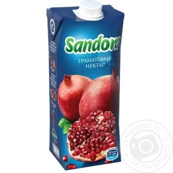 Sandora Pomegrnate Nectar 500ml - buy, prices for Novus - image 1