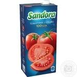 Сок Sandora томатный с солью 2л - купить, цены на Восторг - фото 1