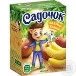 Sadochok Apple-banana Nectar 0,2l