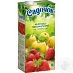 Сок Садочок яблочно-клубничный 0,95л - купить, цены на Фуршет - фото 6
