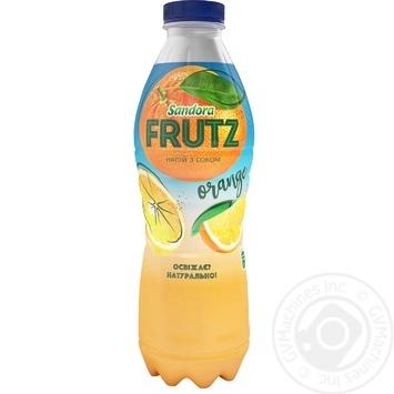 Напій соковий Sandora Frutz Апельсин 1л - купити, ціни на МегаМаркет - фото 1