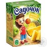 Sadochok Apple-pineapple Nectar 0,2l - buy, prices for MegaMarket - image 1