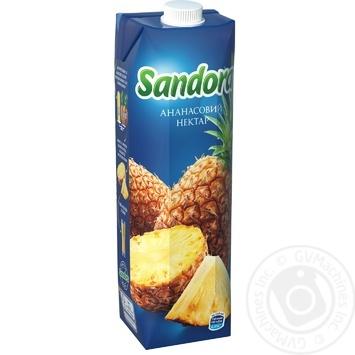 Нектар Sandora Ананас 950мл - купити, ціни на Метро - фото 1