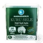 Оливки черные Marmarabirlik вяленые 400г