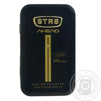 Туалетная вода STR8 Ahead мужская 50мл