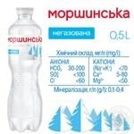 Still natural mineral water Morshynska 0,5l - buy, prices for Metro - image 3
