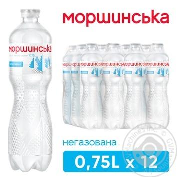 Вода Моршинська негазована 0,75л - купити, ціни на Метро - фото 2