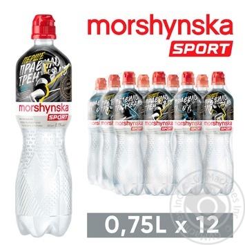 Вода Моршинская спорт негазированная 0,75л - купить, цены на Метро - фото 3