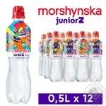 Вода мінеральна Моршинська JuniorZ негазована 0,5л