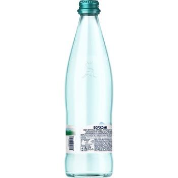 Вода Borjomi минеральная сильногазированная 0,5л - купить, цены на Восторг - фото 3
