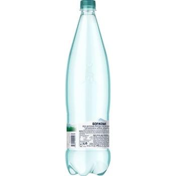 Вода Borjomi минеральная сильногазированная пластиковая бутылка 1,25л - купить, цены на Восторг - фото 3