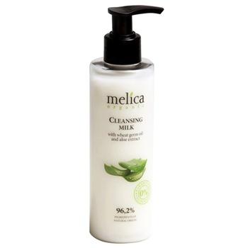 Молочко для лица Melica Organic Пшеница и алоэ 200мл