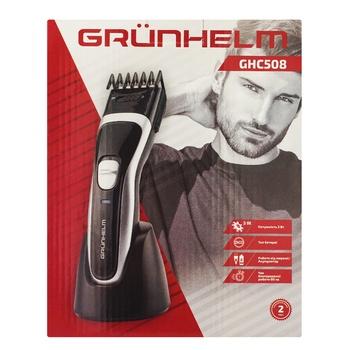 Машинка для стрижки Grunhelm GHC508 - купити, ціни на Ашан - фото 1