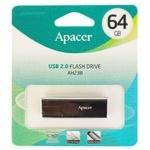 Флеш-накопичувач Apacer AH23B 64GB USB 2.0
