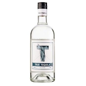 Текіла True Tequila Silver 38% 0,7л - купити, ціни на CітіМаркет - фото 1