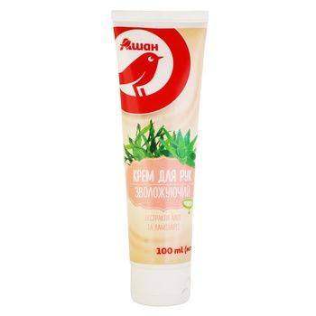 Auchan Moisturizing Hand Cream 100ml