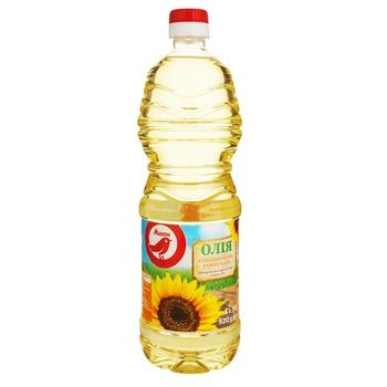 Auchan Refined Sunflower Oil