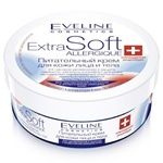Eveline Allergique Extra Soft For Face Cream 200ml