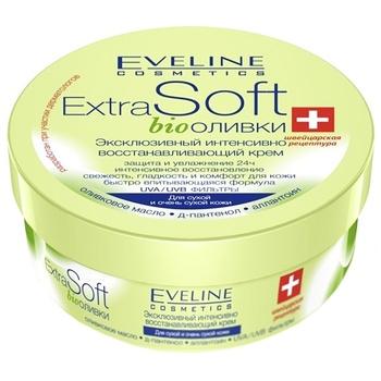 Крем для лиця Eveline Soft для сухої та дуже сухої шкіри 200мл