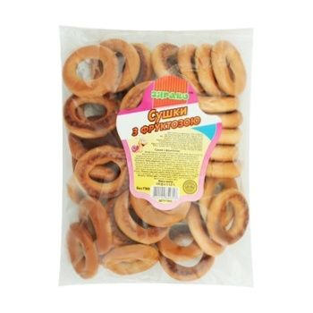 Zdravo Cracknels with Fructose 300g - buy, prices for CityMarket - photo 1