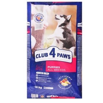 Корм сухий Клуб 4 лапи Преміум Контроль ваги для собак 14кг - купити, ціни на Ашан - фото 2