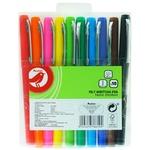 Ручки Auchan цветные в наборе 10шт