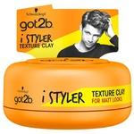 Глина для волос iStylers got2B текстурирующая 75мл