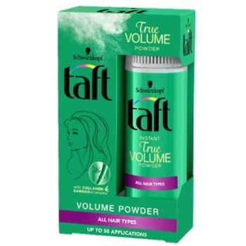 Піна-мус для волосся Taft Об'єм 10г