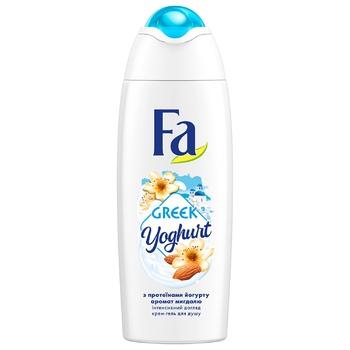 Крем-гель для душа Fa Yoghurt Аромат Миндаля 250мл - купить, цены на ЕКО Маркет - фото 1