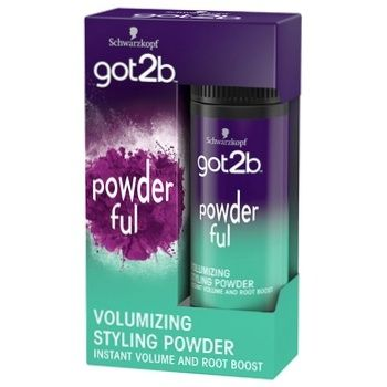 Стайлинг-пудра Got2b Powder Ful для придания объема 10г