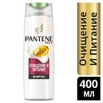 Шампунь Pantene Pro-V Очищение и питание 400мл - купить, цены на Метро - фото 2