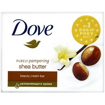 Крем-мыло Dove Объятия нежности 100г - купить, цены на СитиМаркет - фото 1