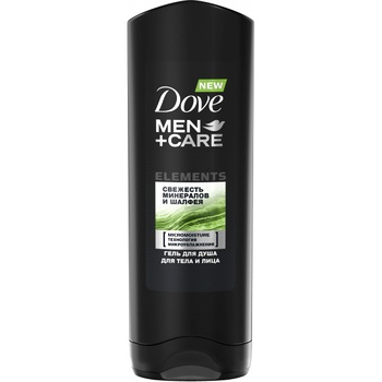 Dove Men Shower Gel Freshness of Minerals and Sage 250ml - buy, prices for Novus - image 1