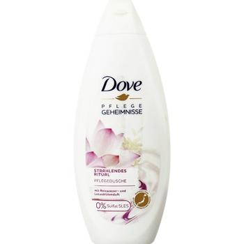 Крем-гель для душу Dove Сяйво шкіри 250мл - купити, ціни на CітіМаркет - фото 1