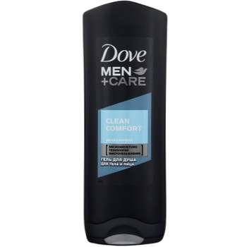 Гель для душа Dove Men Чистота и комфорт 250мл - купить, цены на Фуршет - фото 1